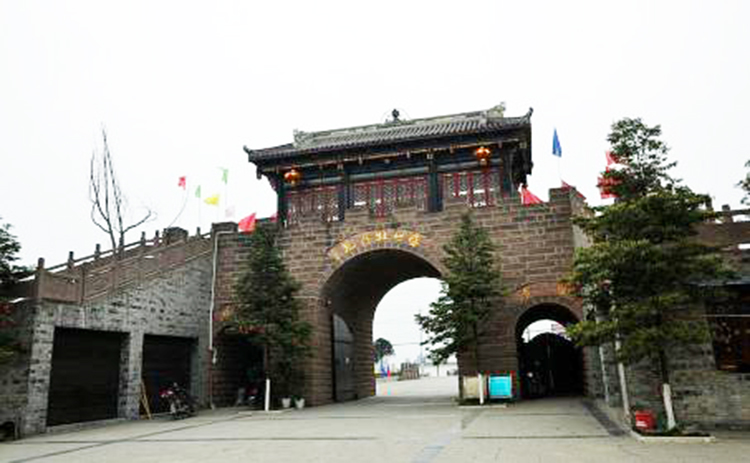 成都彭州盛世牡丹园工程水地暖安装案例图片