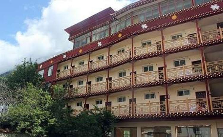 甘孜炉霍酒店第二批次碳纤维电缆线安装案例