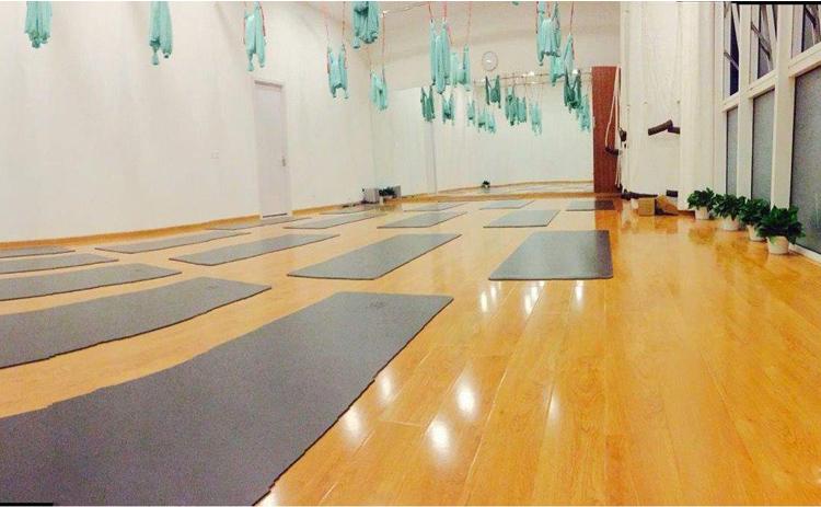 南充瑜伽馆采暖项目
